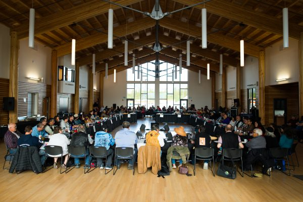 Council of Yukon First Nations Annual General Assembly held in Carcross, Yukon.  Photo by Alistair Maitland Photography